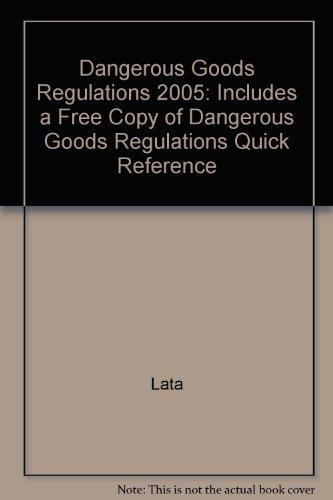 9789291953189: Dangerous Goods Regulations (IATA Resolution 618,Attachment