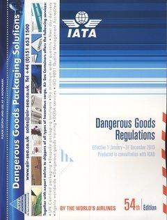 9789292337865: Dangerous Goods Regulations 2013: Effective 1 January-31 December 2013