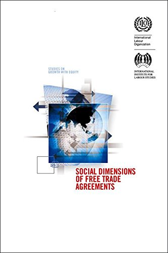 9789292510275: Social Dimensions of Free Trade Agreements (Studies in Growth With Equity)