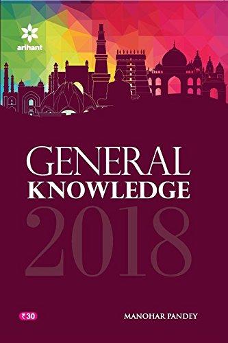 General Knowledge 2018: Manohar Pandey