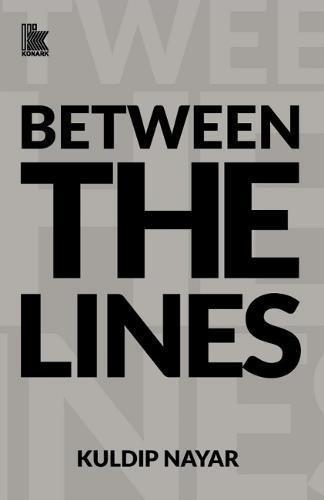 9789322008284: Between the Lines