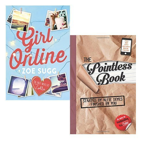 9789325953000: Girl Online and The Pointless Book 2 Books Bundle Collection (Girl Online, The Pointless Book)