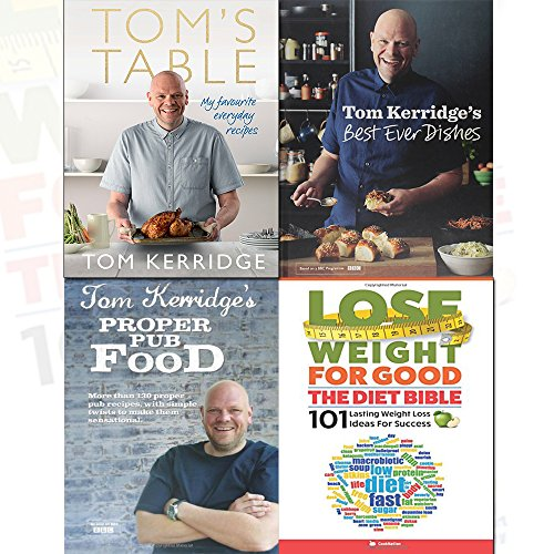 9789325954106 tom kerridge cookbook 3 books bundle collection with 9789325954106 tom kerridge cookbook 3 books bundle collection with lose weight for goodlose forumfinder Choice Image