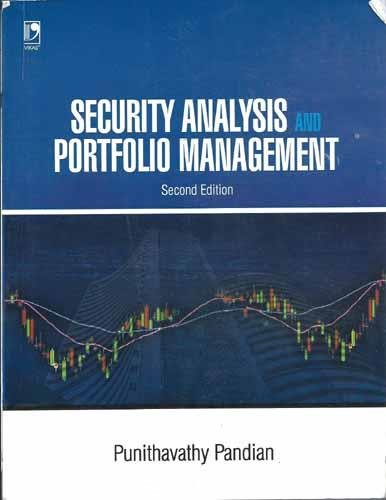 9789325963085: Security Analysis and Portfolio Management