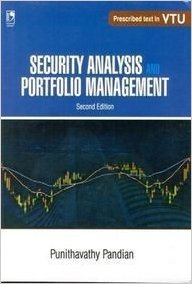 9789325964846: Security Analysis and Portfolio Management (VTU)