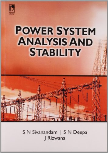 POWER SYSTEM ANALYSIS AND STABILITY: R S DAVAR