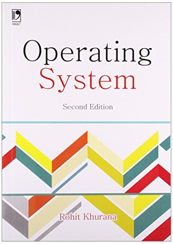 9789325975637: OPERATING SYSTEM - 2ND EDITION