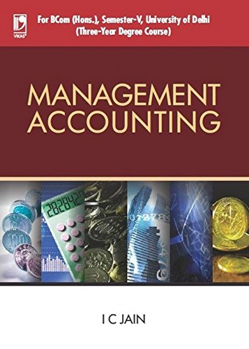 9789325980853: MANAGEMENT ACCOUNTING