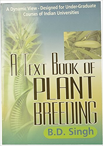 9789327216707: A Textbook of Plant Breeding