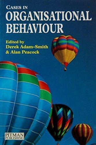 Organisational Behaviour BCA 2nd Sem. UP: Gupta Shashi K.,