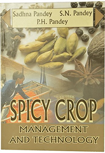 9789327227925: Spice Crop Management And Technology [Hardcover] [Jan 01, 2013]