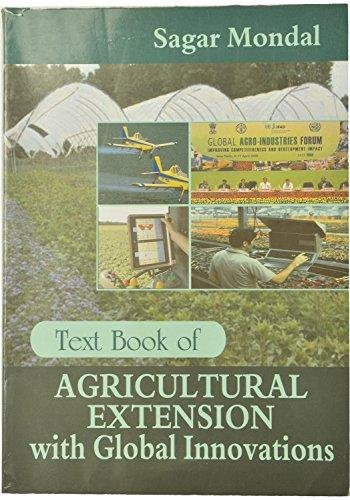 9789327228779: Textbook of Agricultural Extension with Global Innovation