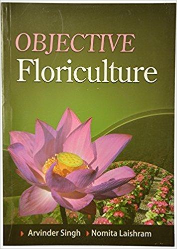 Floriculture In India Book