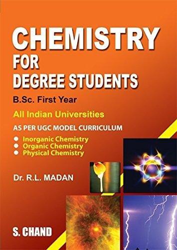 New College Chemistry, B.Sc. 3rd Semester Bangalore: Sharma Y.R., Gomathi