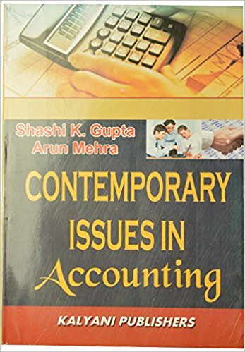 9789327230932: Contemporary Issues in Accounting