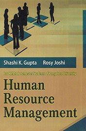 Human Resoure Management BBM 3th Sem. Bangalore: Gupta Shashi K.,