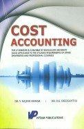 Cost Accounting B.Com 4th Sem. BBM Bangalore: Janardhan T.G., Shree