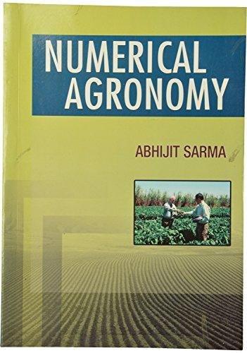Numerical Agronomy: Sharma Abhijit