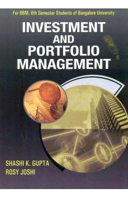 Investment and Portfolio Management BBM 6th Sem.: Gupta Shashi K.,