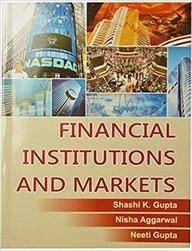 Financial Services B.Com 5th Sem. Karnataka Uni.: Gupta Shashi K.,