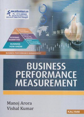 Business Performance Measurement M.Com 3rd Sem. Paperback.: Arora Manoj, Vishal