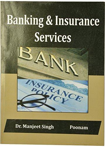 Banking & Insurance Services M.Com 4th Sem.: Manjeet Kaur, Poonam