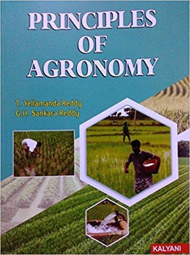 Principles of Agronomy 5th edn (PB)
