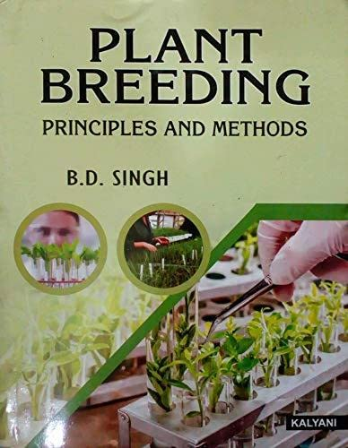 Plant Breeding: Principles and Methods (PB)