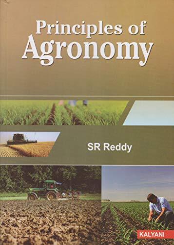 Principles of Agronomy (PB)