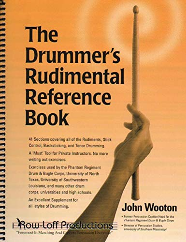 9789330016875: 1007 - The Drummer's Rudimental Reference Book