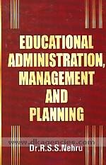9789331318558: Educational Administration, Management, and Planning