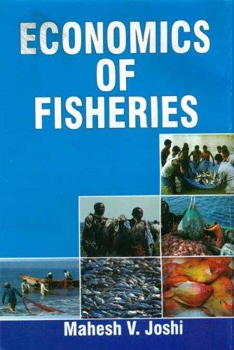 Economics of Fisheries: M.V. Joshi