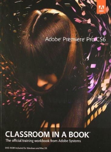9789332501966: Adobe Premiere Pro CC Classroom in a Book
