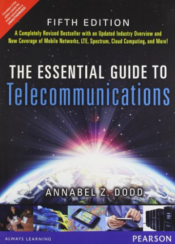 9789332501973: Essential Guide To Telecommunications