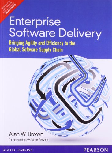 9789332502062: Enterprise Software Delivery: Bringing Agility and Efficiency to the Global Software Supply Chain,