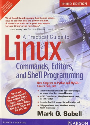 9789332502116: Practical Guide to Linux Commands Editor