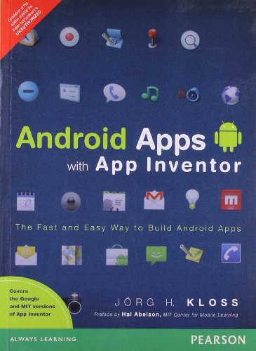 9789332502154: ANDROID APPS WITH APP INVENTOR : THE FAS