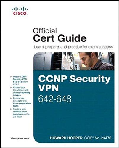 9789332502185: CCNP Security VPN 642-648 Official Cert Guide,, 2/e