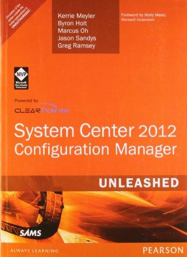 System Center 2012 Configuration Manager: Meyler