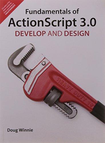 9789332502260: Fundamentals of ActionScript 3.0: Develop and Design