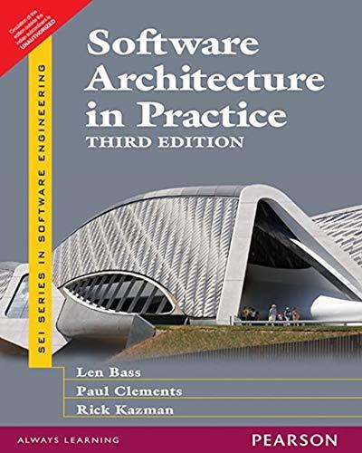 9789332502307: Software Architecture in Practice 3e