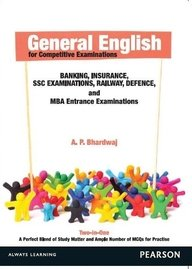 General English for Competitive Examinations: A.P. Bhardwaj