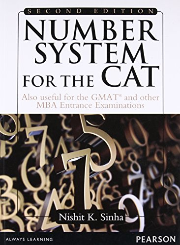 Number System for the CAT (Second Edition): Nishit K Sinha