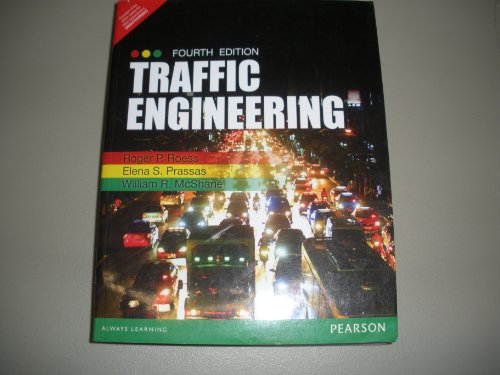 9789332509368: Traffic Engineering 4th Edition