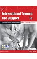 9789332512108: International Trauma Life Support for Emergency Care Providers 7th By John R. Campbell (International Economy Edition)