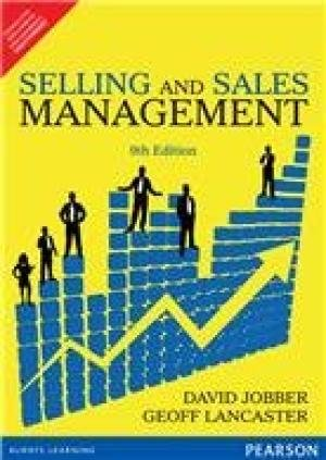 9789332514980: Selling & Sales Management 9th By David Jobber (International Economy Edition)