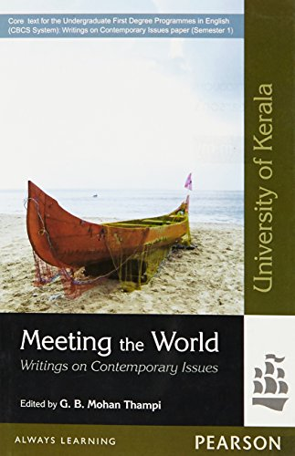 Meeting The World :