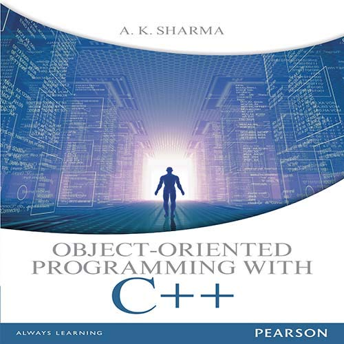 9789332515833: Object Oriented Programming with C++
