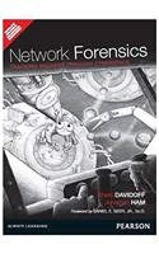 9789332515888: Network Forensics Tracking Hackers Through Cyberspace