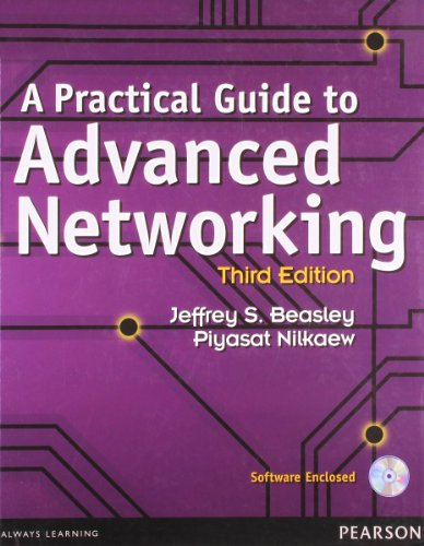9789332515895: A Practical Guide To Advanced Networking With Cd 3rd Ed